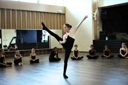 Arts and Culture dance education Triodos Bank