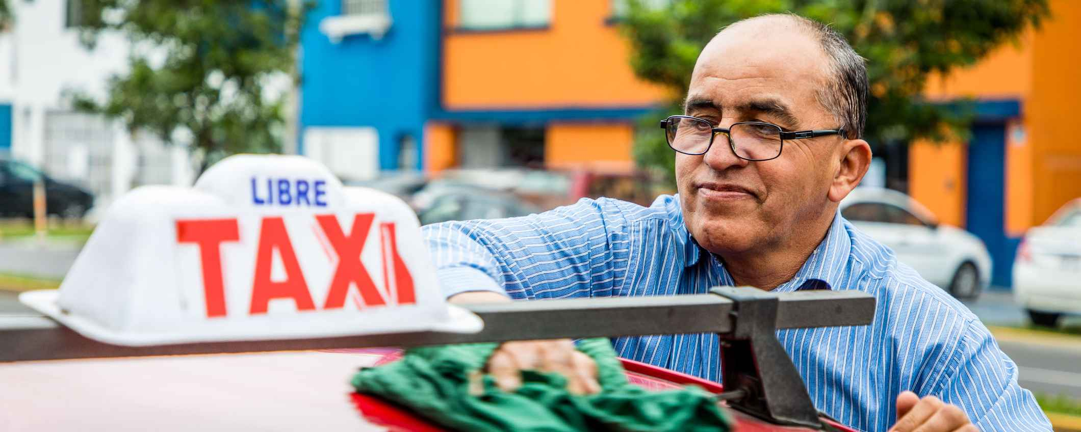 peru taxi lending microfinance